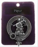 Clan Badge Piper