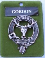 Gordon Cap Badge