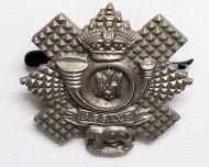 Assaye Cap Badge, small