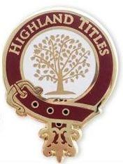 Highland Titles accessoires