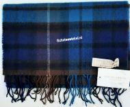 Shawl - Buchanan Blue Tartan